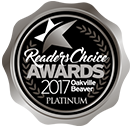Readers choice award 2017 won byQueens Avenue Retirement Residence