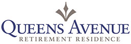 Queens Avenue Retirement Residence -Official Logo