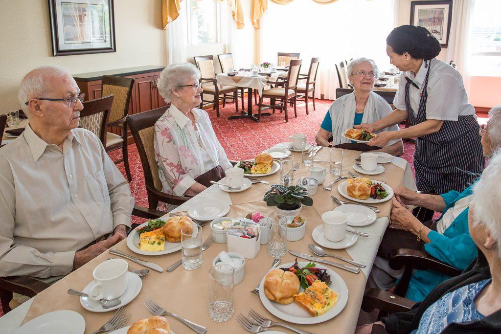 senior retirement homes