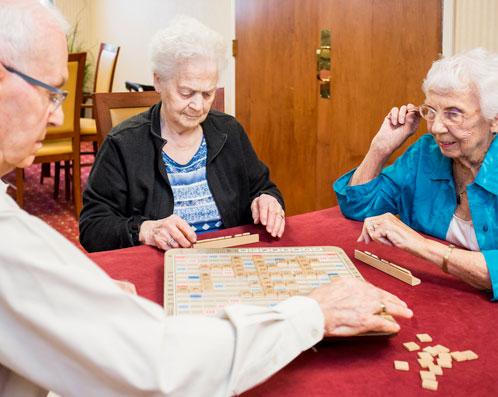 Oakville's finest assisted living