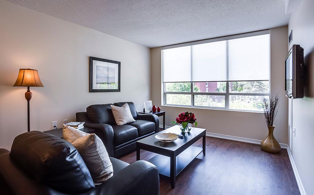 Queens Avenue Retirement Residence interior image