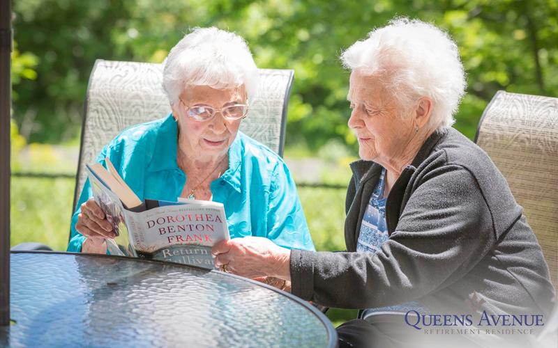 Oakville seniors residence