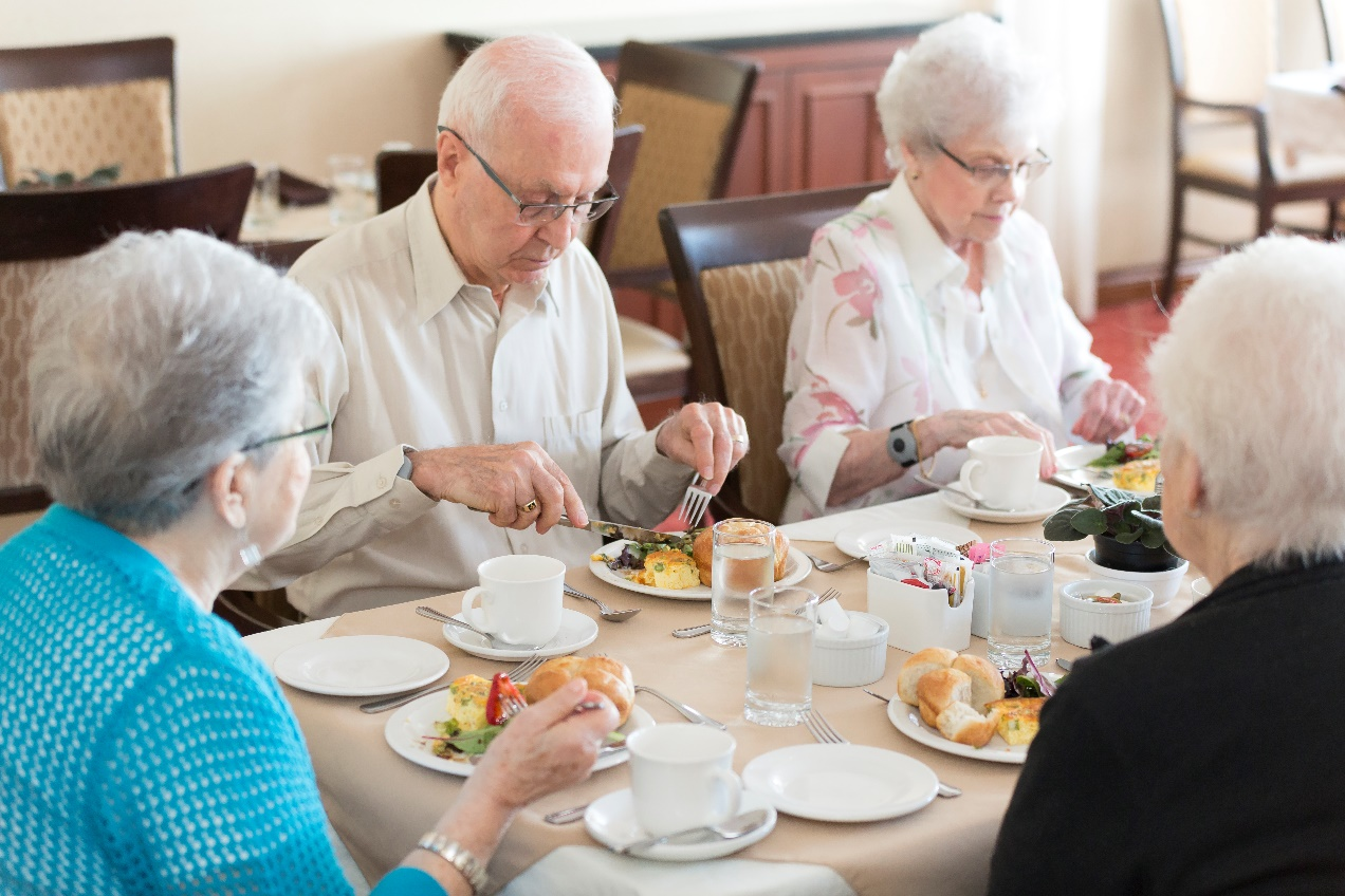 assisted living in Oakville