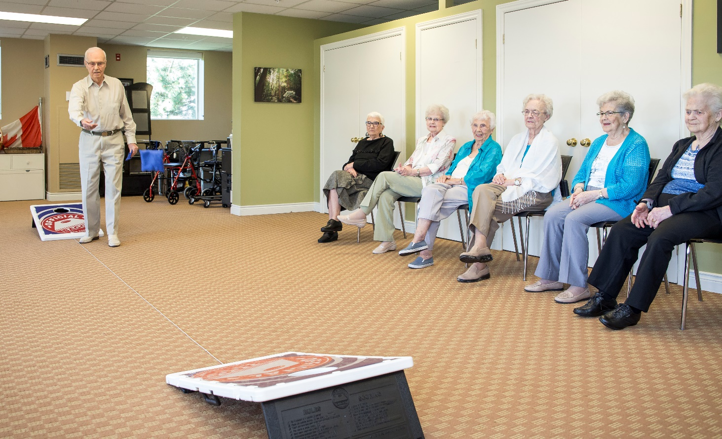senior home care in Oakville