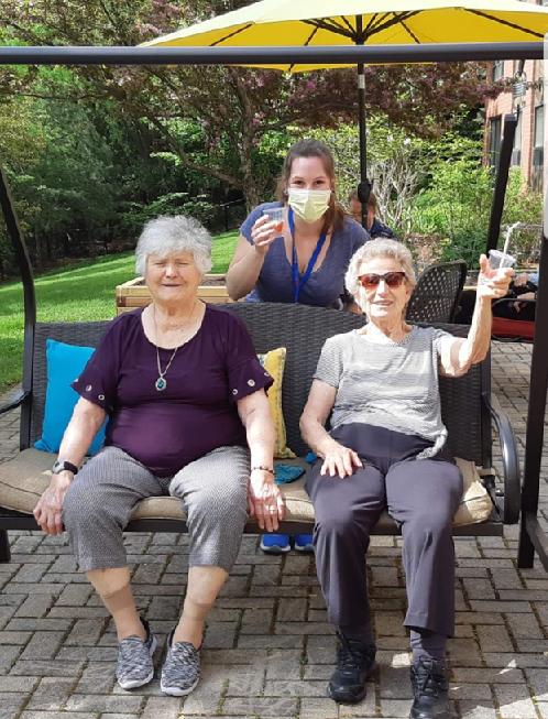 Retirement living community