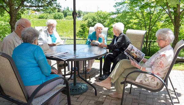 senior homes Oakville